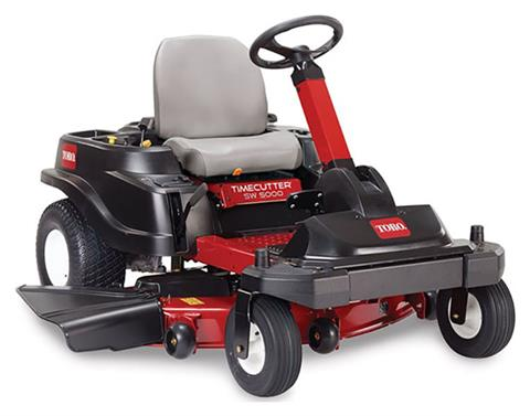 2019 Toro TimeCutter SW5000 50 in. Zero Turn Mower in Greenville, North Carolina