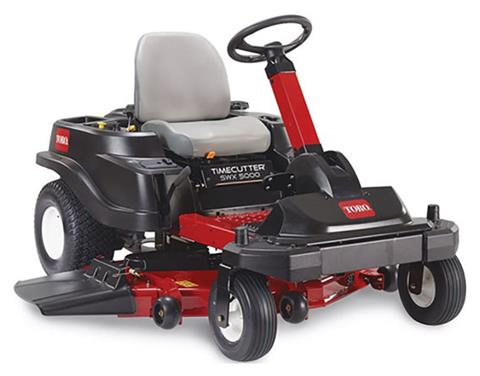 2019 Toro 50 in. TimeCutter Zero Turn Mower SWX5000 in Greenville, North Carolina