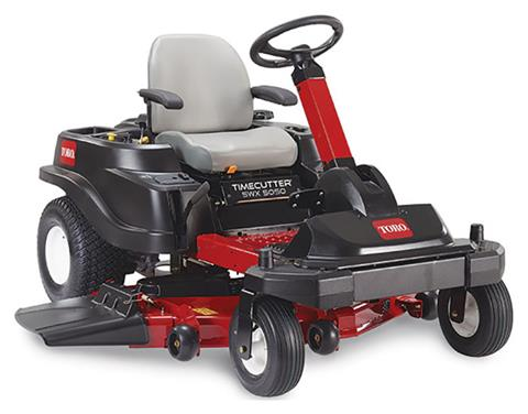 2019 Toro 50 in. TimeCutter Zero Turn Mower SWX5050 (California Model) in Greenville, North Carolina