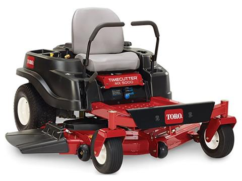 2019 Toro TimeCutter MX5000 50 in. Zero Turn Mower in Mio, Michigan