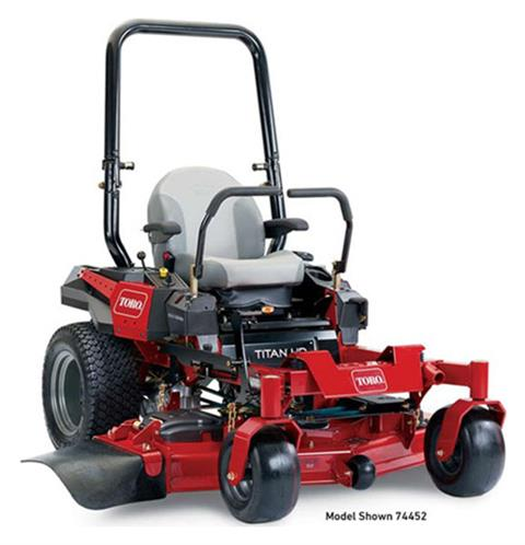 2019 Toro Titan HD 1500 Series 48 in. (74450) Zero Turn Mower in Park Rapids, Minnesota