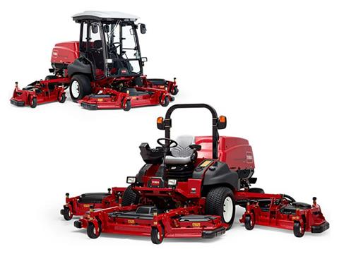 2019 Toro Groundsmaster 5900 Series in Mansfield, Pennsylvania
