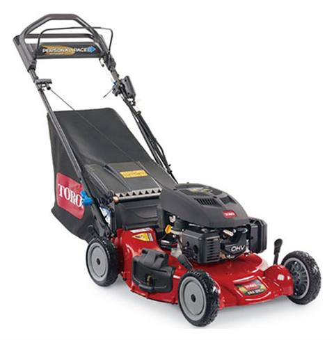 2019 Toro 21 in. Personal Pace Electric Start Mower in Mio, Michigan