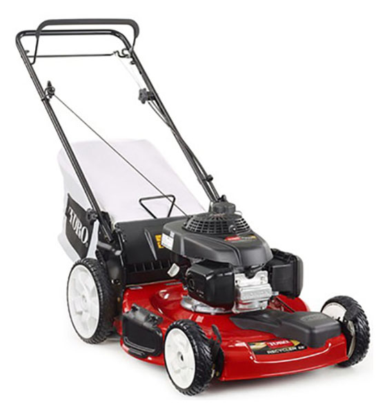 2019 Toro 22 in. Variable Speed High Wheel Mower Honda Engine in Mansfield, Pennsylvania