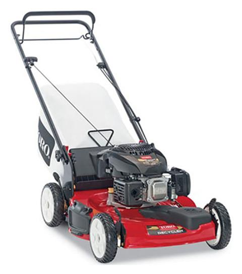 2019 Toro 22 in. Variable Speed Mower in Greenville, North Carolina