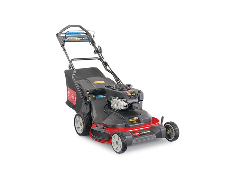 2019 Toro 30 in. TimeMaster Electric Start Mower in Mansfield, Pennsylvania