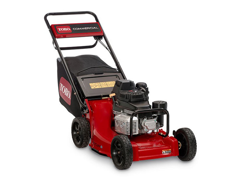 New 2019 Toro Heavy Duty BBC 21 in  Kawasaki Zero Turn Mower