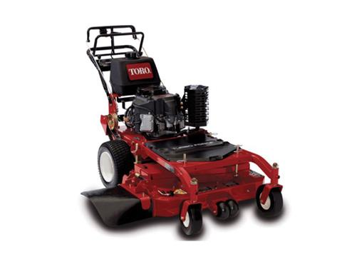 2019 Toro Floating Deck Gear Drive T-Bar 36 in. Kawasaki Zero Turn Mower in Mio, Michigan