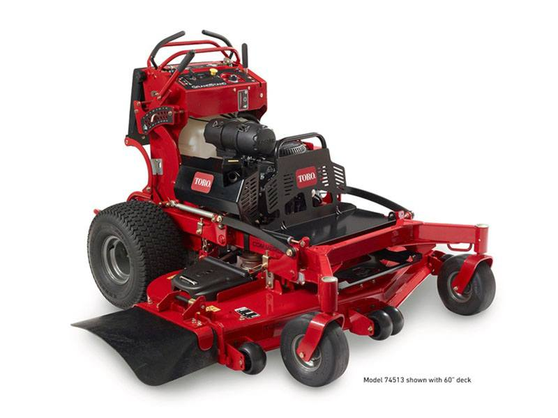 2019 Toro 48 in. GrandStand Zero Turn 22 hp 726cc (CARB) in Mansfield, Pennsylvania