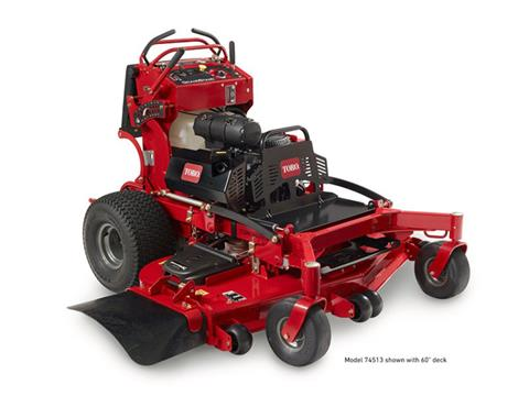 2019 Toro 60 in. GrandStand Zero Turn 25 hp 747cc EFI in Aulander, North Carolina
