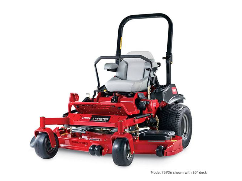 2019 Toro 3000 Series MyRide 60 in. Zero Turn Mower in Mansfield, Pennsylvania - Photo 2