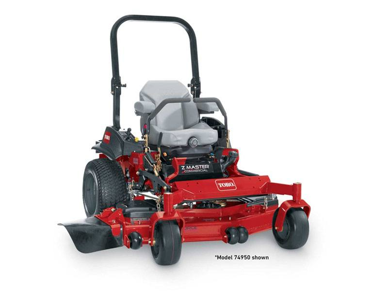 2019 Toro 5000 Series 52 in. Zero Turn Mower in Greenville, North Carolina