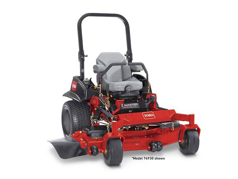 2019 Toro 5000 Series 60 in. Zero Turn Mower in Greenville, North Carolina