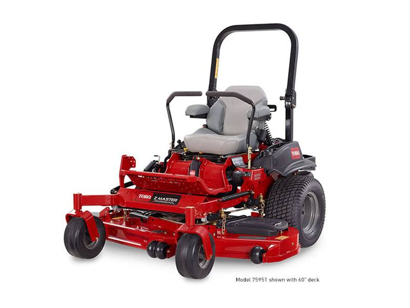 2019 Toro 5000 Series Zero Turn MyRide 52 in. 25 HP EFI 747 cc in Greenville, North Carolina - Photo 2