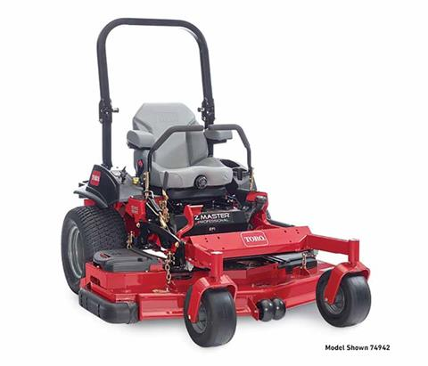 2019 Toro 5000 Series Zero Turn Rear Discharge 60 in. 25 hp EFI 747 cc in Mansfield, Pennsylvania