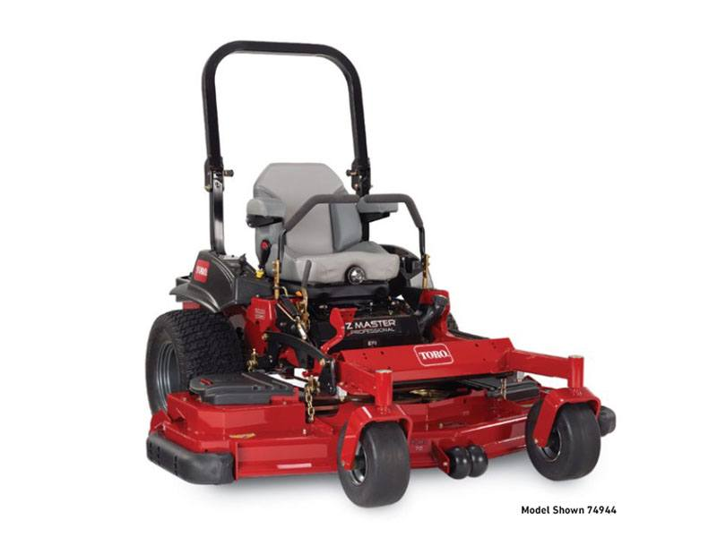 2019 Toro 5000 Series Zero Turn Mower 72 in. 26.5 hp EFI 747 cc Rear Discharge in Aulander, North Carolina