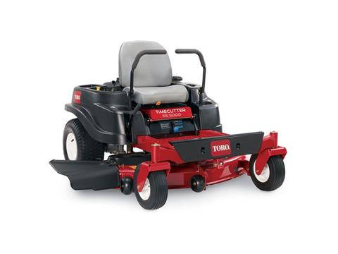 2019 Toro 50 in. TimeCutter Zero Turn Mower SS5000 in Mio, Michigan
