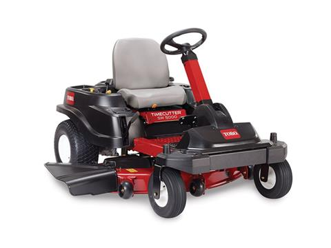 2019 Toro 50 in. TimeCutter Zero Turn Mower SW5000 in Mio, Michigan