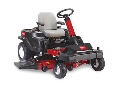 2019 Toro 50 in. TimeCutter Zero Turn Mower SWX5050 (California Model) in Terre Haute, Indiana