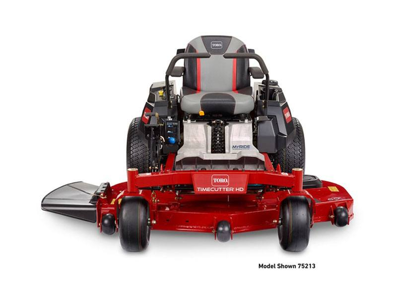 2019 Toro TimeCutter HD MyRide 54 in. Zero Turn Mower in Mansfield, Pennsylvania - Photo 2