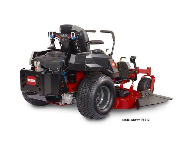 2019 Toro TimeCutter HD MyRide 54 in. Zero Turn Mower in Mansfield, Pennsylvania - Photo 3