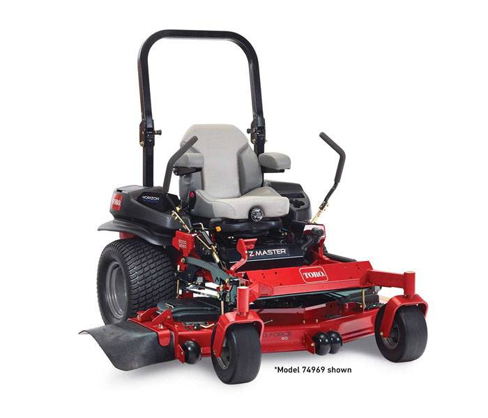 2019 Toro 6000 Series 60 in. (74960) Zero Turn Mower in Poplar Bluff, Missouri