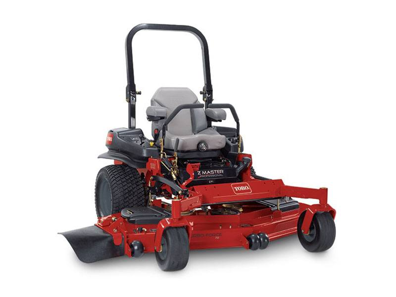 2019 Toro 6000 Series Zero Turn 72 in. 34 HP 999 cc in Mansfield, Pennsylvania