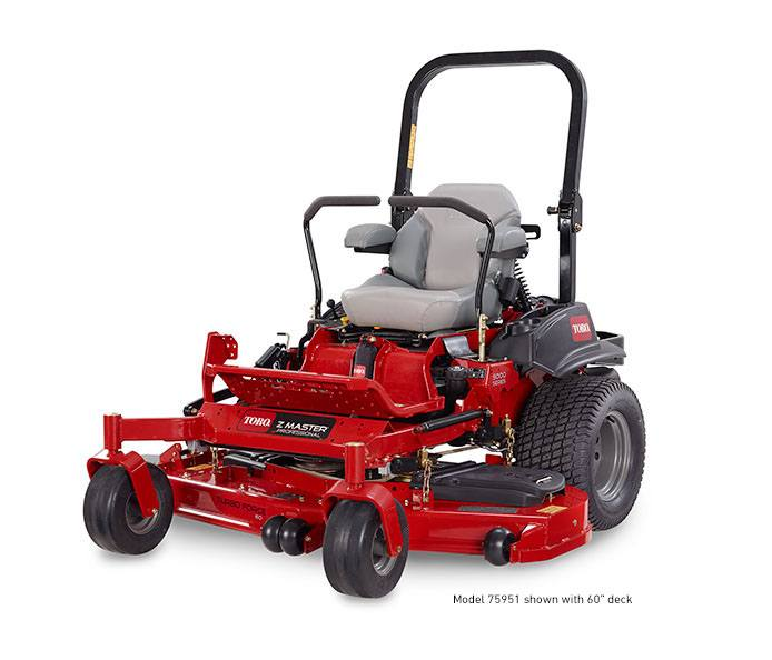 2019 Toro 6000 Series MyRide 60 in. Zero Turn Mower in Greenville, North Carolina - Photo 2
