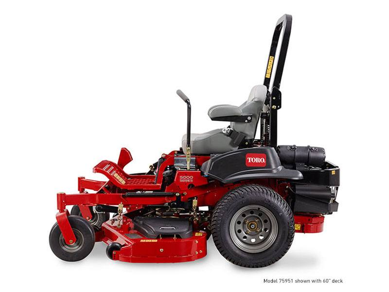 2019 Toro 6000 Series MyRide 60 in. Zero Turn Mower in Mansfield, Pennsylvania - Photo 4