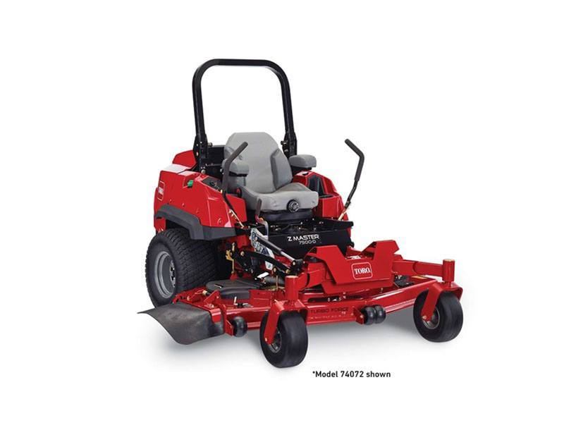 2019 Toro Z Master 7500-D 60 in. Yanmar Diesel 37 hp in New Durham, New Hampshire