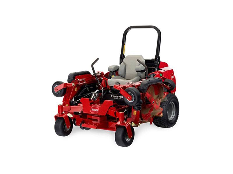 2019 Toro 96 in. 7500 D Series Diesel Zero Turn 37 HP 1642 cc Rear Discharge in Greenville, North Carolina - Photo 3