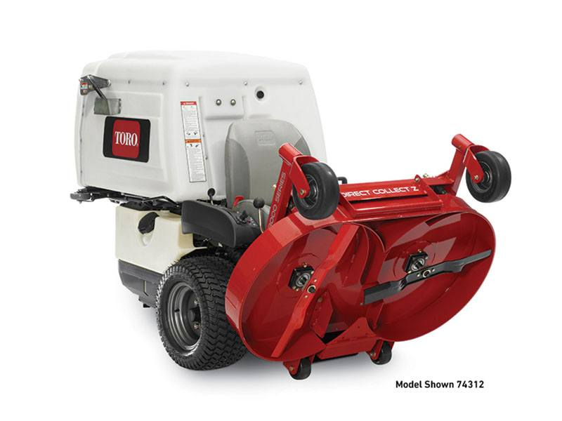 2019 Toro Z Master 8000 48 in. Kohler EFI 23 hp in New Durham, New Hampshire - Photo 2