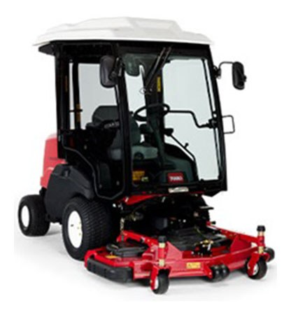 2019 Toro Groundsmaster 3310-D 4WD 60 in. RD Yanmar Diesel 37.4 hp in New Durham, New Hampshire