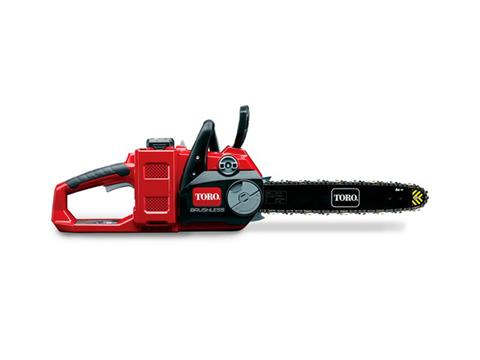 Toro 40V Max. 14 in. Chainsaw in Farmington, Missouri