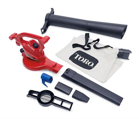 Toro Ultra Blower Vac in Greenville, North Carolina