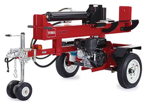 Toro Log Splitter LS-922 in Greenville, North Carolina