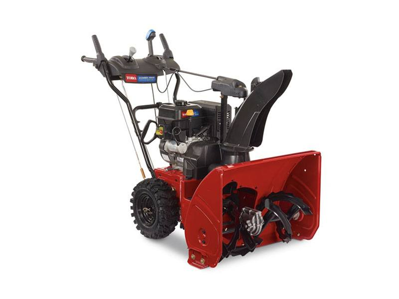 2019 Toro Power Max 824 OE in Mio, Michigan