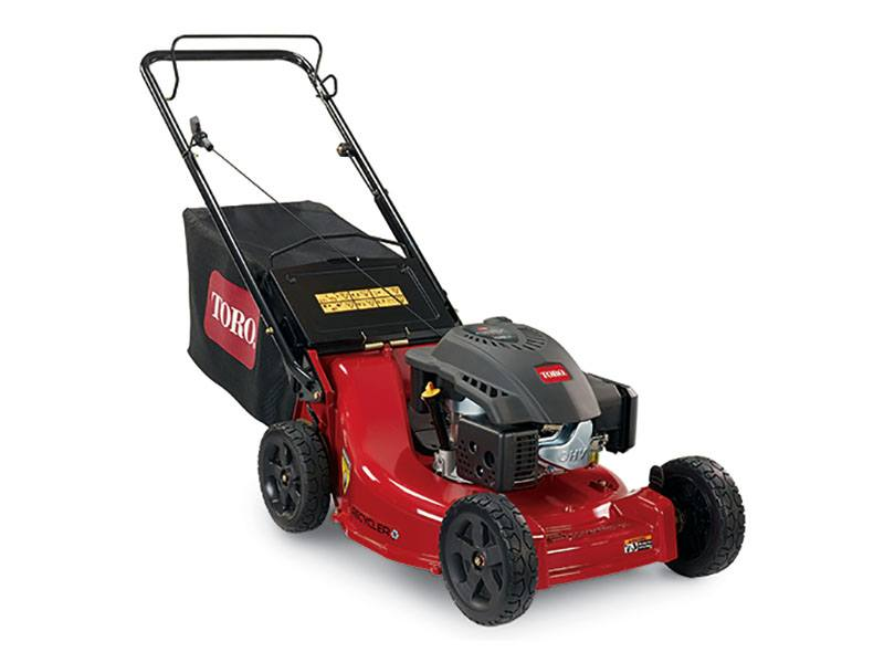 2020 Toro Heavy Duty 21 in. Toro 159 cc in Greenville, North Carolina