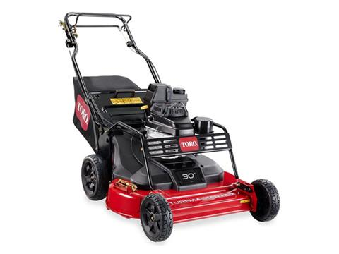 Toro TurfMaster HDX 30 in. Kawasaki FJ180V 179 cc in Mio, Michigan