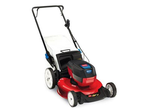 Toro Recycler 21 in. 60V Max Battery Push in Terre Haute, Indiana