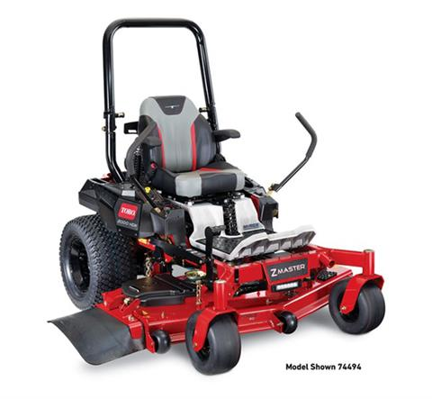 2020 Toro Z Master 2000 52 in. Toro 24.5 hp MyRIDE in Aulander, North Carolina