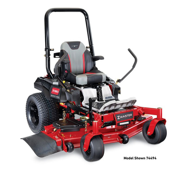 2020 Toro Z Master 2000 HDX 52 in. Toro 24.5 hp MyRIDE in Trego, Wisconsin - Photo 1