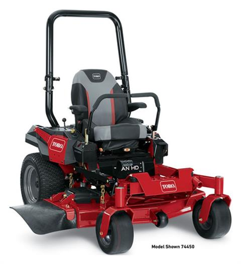 2019 Toro 52 in. Titan HD Zero Turn 1500 Series (74454) in Terre Haute, Indiana