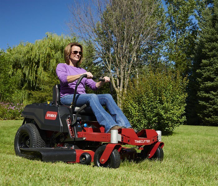 2020 Toro TimeCutter 42 in. Toro 24.5 hp MyRIDE in New Durham, New Hampshire - Photo 4