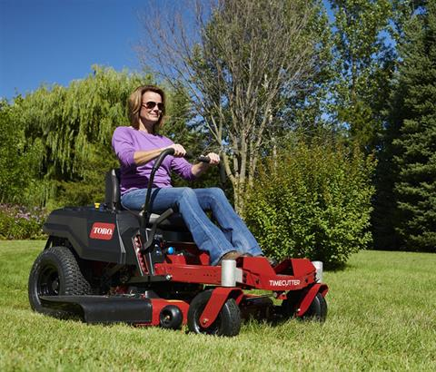 2020 Toro TimeCutter 42 in. Toro 24.5 hp MyRIDE in Greenville, North Carolina - Photo 4