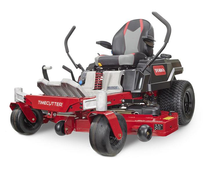 2020 Toro TimeCutter 50 in. Toro 24.5 hp MyRIDE in Mansfield, Pennsylvania - Photo 2