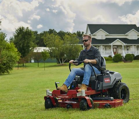 2020 Toro TimeCutter 60 in. Toro 24.5 hp in Trego, Wisconsin - Photo 4