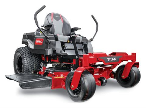 2020 Toro Titan 48 in. Toro 24.5 hp Zero Turn Mowers in Aulander, North Carolina