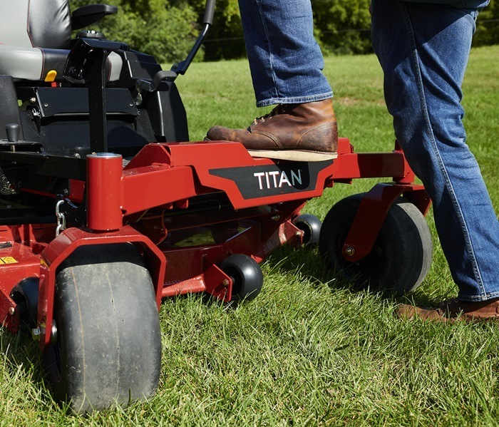 2020 Toro Titan 48 in. Toro 24.5 hp in Francis Creek, Wisconsin - Photo 5