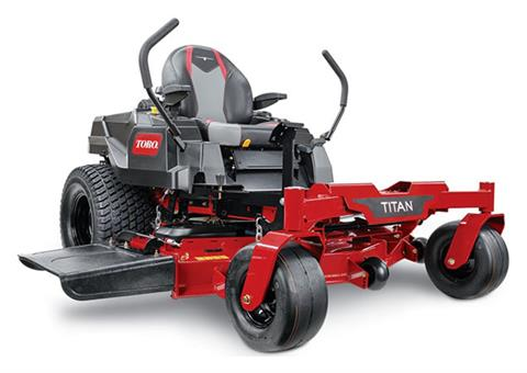 2020 Toro Titan 54 in. Toro 24.5 hp Zero Turn Mowers in Francis Creek, Wisconsin